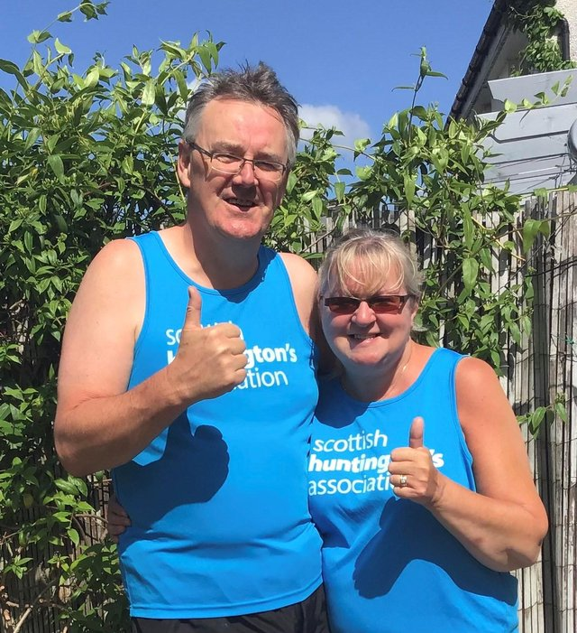 David and Teri Thomson are just two of the My Zen Run participants who have enjoyed a lifestyle transformation