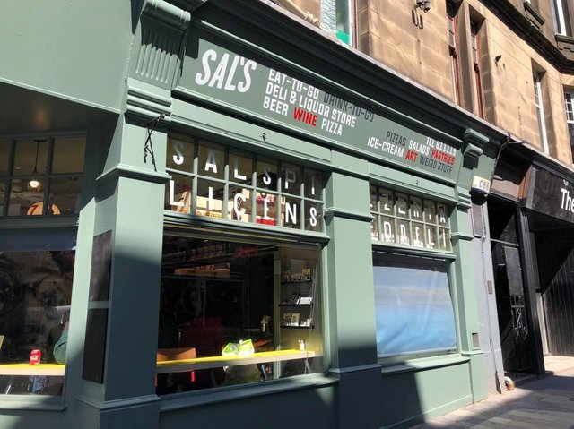 Sal's Famous Falkirk pizzeria is just one of the new businesses opening over the past few months