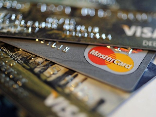 Be careful with your credit card and bank account details