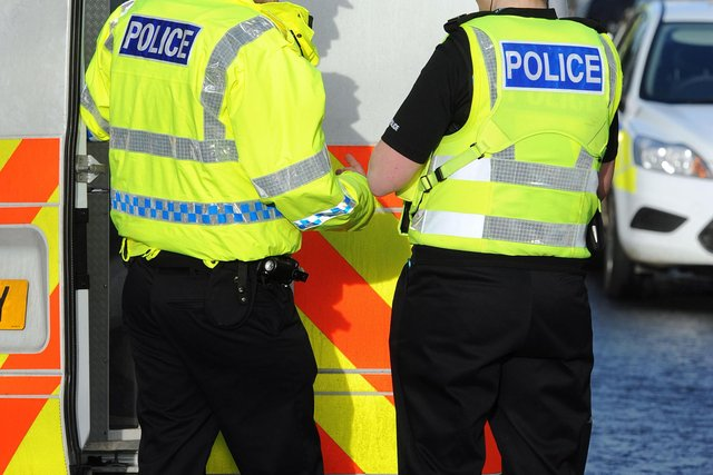 Police have stepped up patrols in the Bainsford and Langlees area following reports of anti-social behaviour
