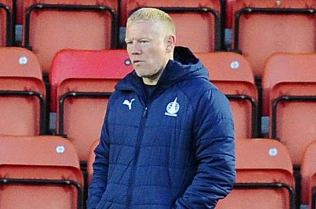 Falkirk interim-manager and sporting director Gary Holt expects a big overhaul of the playing squad this summer