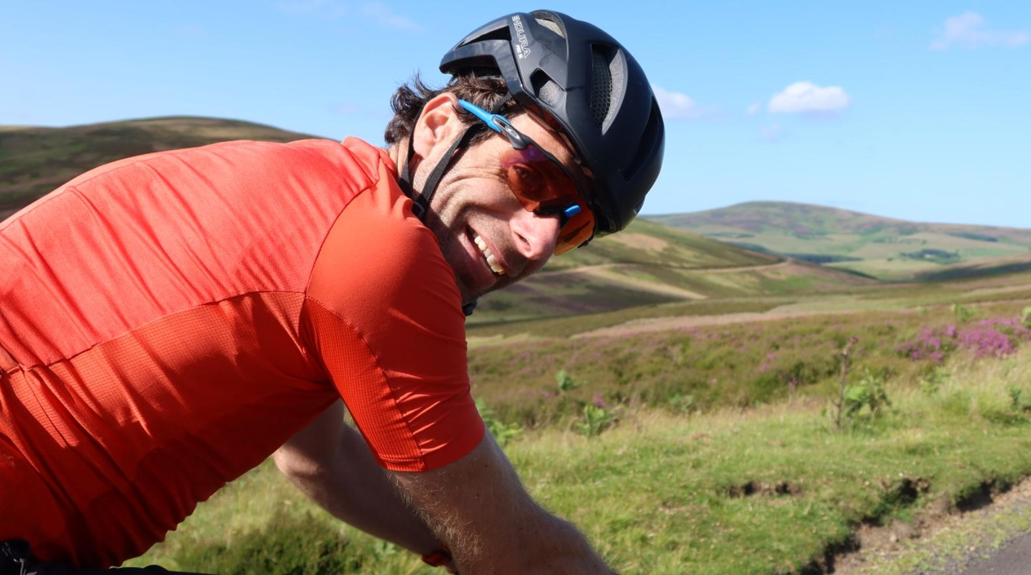 Scottish cyclist Mark Beaumont's local authority boundary challenge allows Scots to see 'home in a new way'