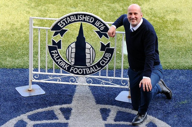 Bosses at Falkirk say offering refunds to fans for games they might be forced to miss would hamper their efforts to provide new head coach Paul Sheerin with what they claim is the biggest budget for players in League One (Picture: Michael Gillen)