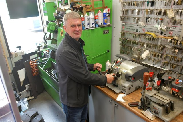 Master Cobbler Alex Lawson sadly died in his sleep on Monday