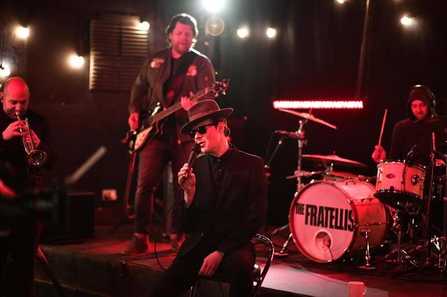 The Fratellis (Pic: John Devlin)