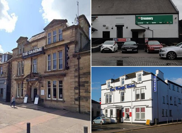Our readers tell us the pubs in Falkirk to get some pub grub.