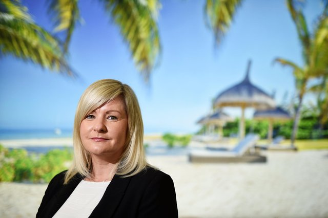 Jacqueline Dobson, president at Barrhead Travel Group