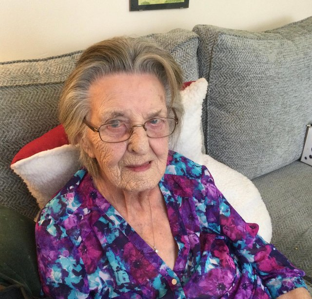 Eleanor Petrie will celebrate her 100th birthday on Tuesday, April 20