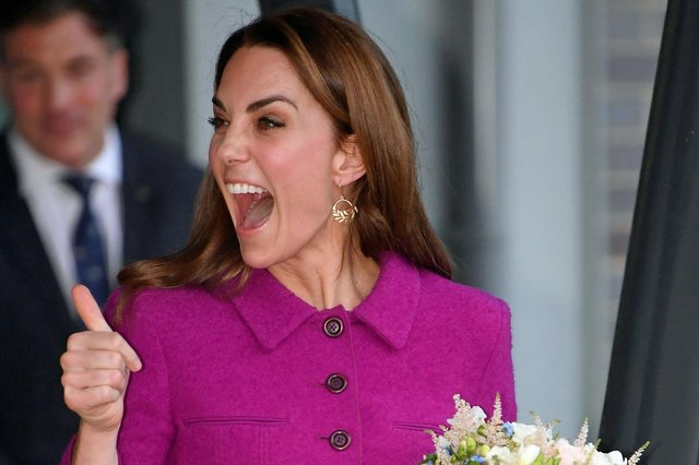 The Duchess of Cambridge promised Mila Sneddon she would wear a pink dress for her when they meet up