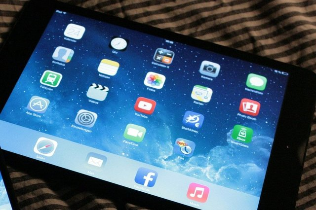 Pupils will now be given iPads