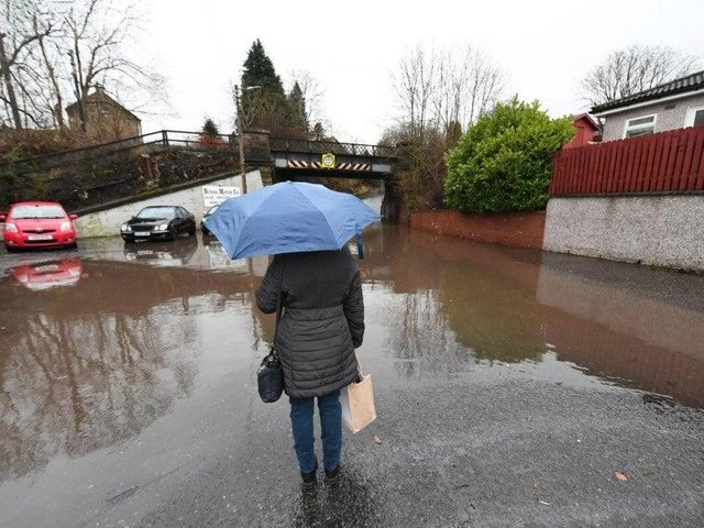 Scotland is braced for some bad weather over the next few days.