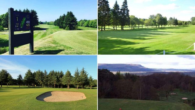 Some of the golf courses where you could bag a bargain tee time.