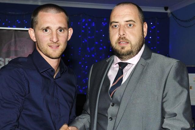 Bo'ness United chairman Iain Muirhead has deep concerns (Pic by Alan Murray)