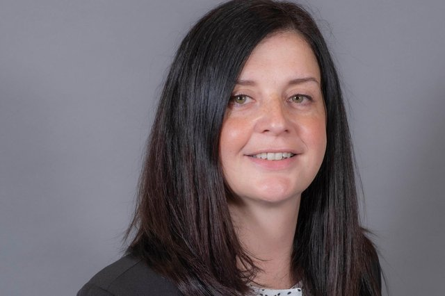 Michelle Primrose is Forth Ports' newgroup HR manager