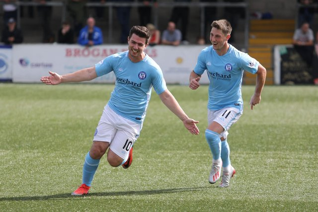 Attacking midfielder Ross Forbes has moved to Stenhousemuir after spells with Dumbarton and Forfar Athletic (pictured)