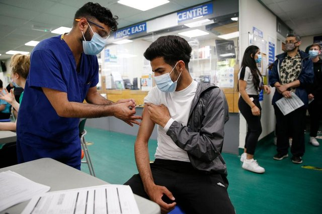 The offer aims to make it easier for people to attend their vaccination appointment