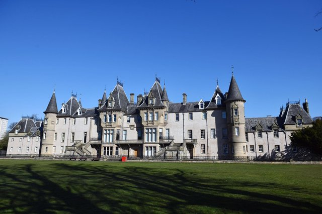 Callendar House is currently run by Falkirk Community Trust on behalf of the local authority