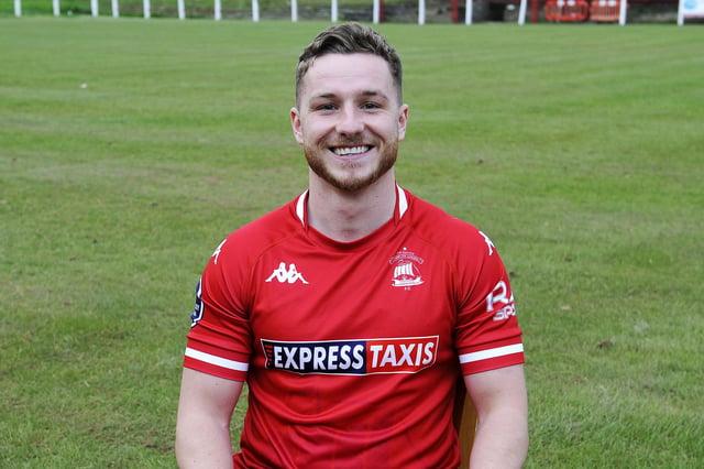 Camelon Juniors FC captainJack Simpson suffered a double compound leg break against Whitburn Juniors