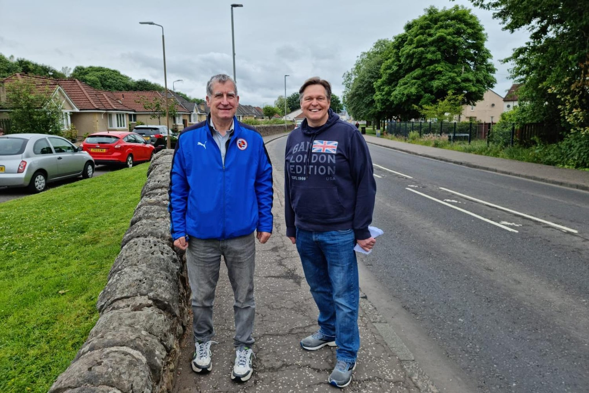 Airth speeding concerns prompt calls for Scottish councils to set limits